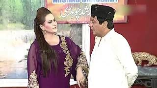 vuclip Best Of Nasir Chinyoti and Nargis New Pakistani Stage Drama Full Comedy Clip
