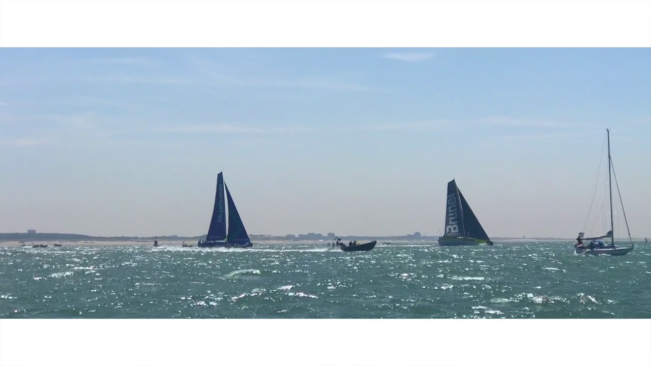 Volvo Ocean Race Den Haag | Verenigde Zeil Sociëteit