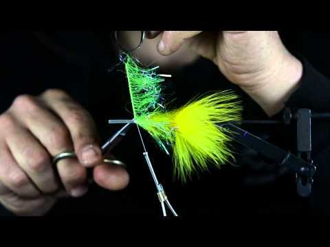 Foxy Lady Streamer: Perfekt für große Forellen!