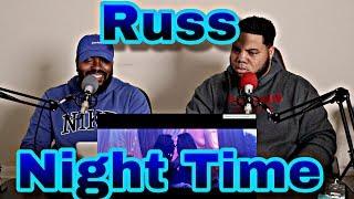 Russ - NIGHTTIME (Interlude) (Official Video) Reaction