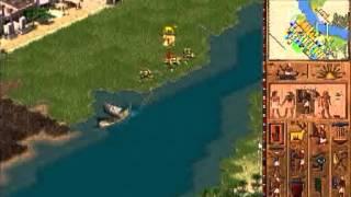 Pharaoh/Pharaon - Game Trailer (FR, 1999) PC Windows