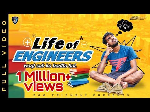 Life Of Engineering StudentsMotivational VideoEgofriendly