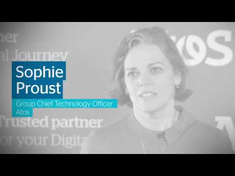 Sophie Proust, Chief Technology Officer at Atos, shares her experience of working in tech and...