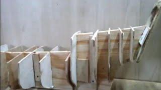 (1) Construcción barco Perla negra /black pearl