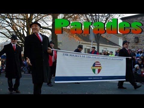 SIAB Christmas Parade Video 2017