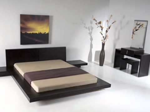 Modani zen bedroom furniture in Miami - YouTube