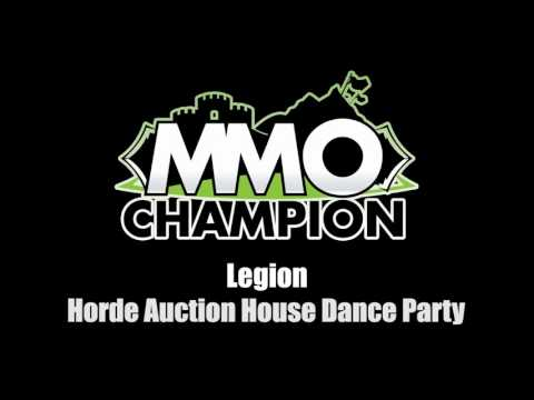 Patch 7.2.5 - Auction House Dance Party Music
