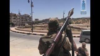 هيئة تحرير الشام تسيطر على كامل مدينة إدلب ومعبر خربة الجوز مع تركيا والأحرار تتراجع