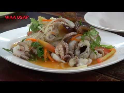 I have Dinner @ Koh Samui Delicious Seafood menu | Restaurant in Koh Samui Foods