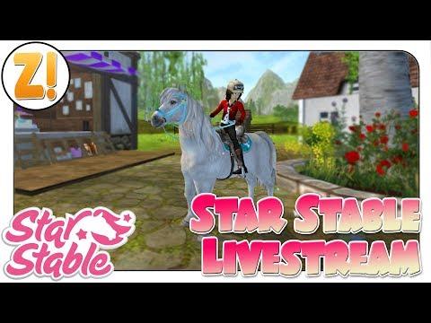 Star Stable [SSO]: Ein Sommerlicher Urpferde Ritt Teil 2 [19.07.2017] #84 | 🔴 Livestream [DEUTSCH]
