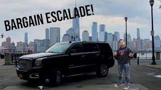Why the 2019 GMC Yukon Denali is a Bargain Escalade - Review and Road Test (CarVisionLA)
