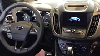 🚙 Découvrez le Ford Kuga - Nouvelle version Ecofuel à l'éthanol !