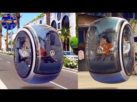 ये है दुनिया की सबसे अजीब कार  | 5 Tech Wonders & Futuristic Innovations | Tech Wonders | Ep-1