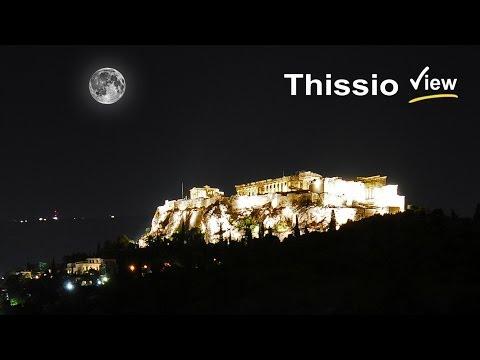 Thissio View - Cafe', Bar, Restaurant - Acropolis