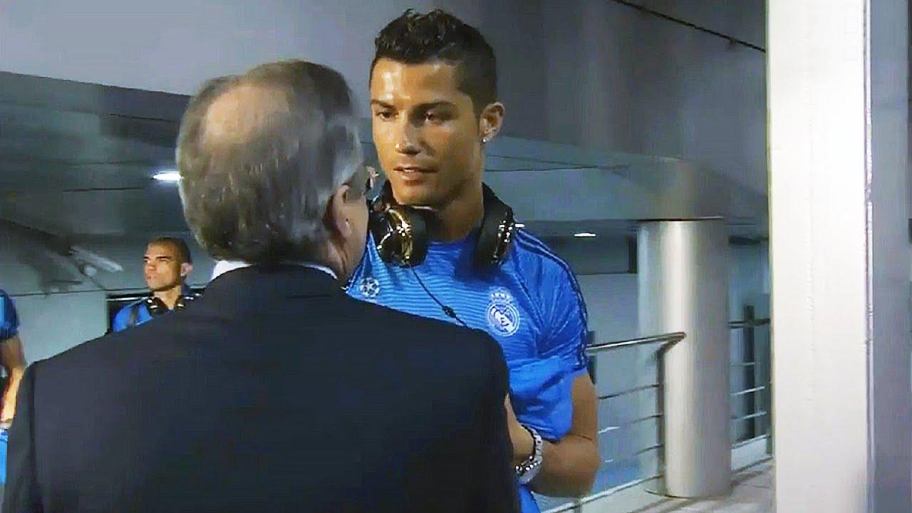 Download When Cristiano Ronaldo Made Florentino Perez Admire Him