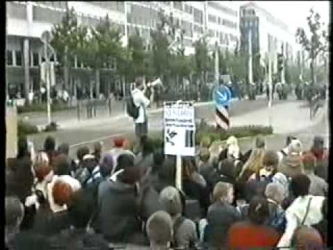Antifa Leipzig - Desaster Area - 1.9.2001 - 2v2