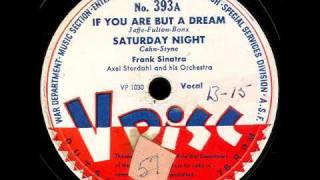 V-Disc 393  Frank Sinatra,  Axel Stordahl