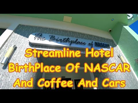 Streamline Hotel Birth Of NASCAR And Coffee And Cars