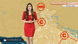 Weather Forecast Apr 6: Dust storm, thunderstorm in Delhi, Rajasthan, rain in Telangana