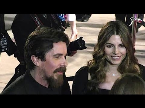 CHRISTIAN BALE brings his wife SIBI BLAZIC to Palm Springs International Film Festival Awards gala