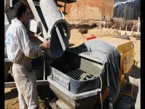 Pompe a piston turbosol algerie coulage beton master eurl eridj youtube - Pompe a teton ...