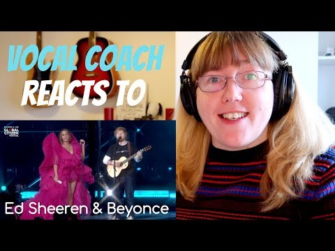 Vocal Coach Reacts to Perfect  - Ed Sheeran & Beyonce