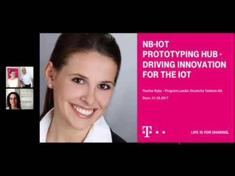 Webinar: NB-IoT Prototyping Hub – Driving innovation for the IoT