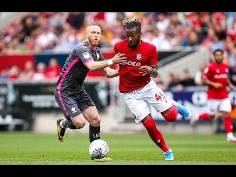 Highlights: Bristol City 1-3 Leeds United