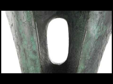 Video: Dame Barbara Hepworth's Figure for Landscape