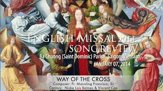 """Way of the Cross"" - Manoling Francisco, SJ"