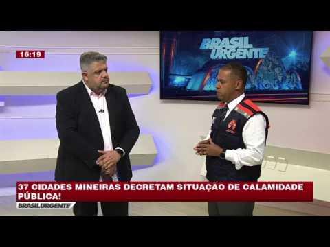 BRASIL URGENTE MINAS 31/05/2018