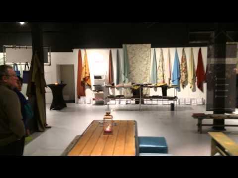 World of Fabrics WoF 2014 video impressie