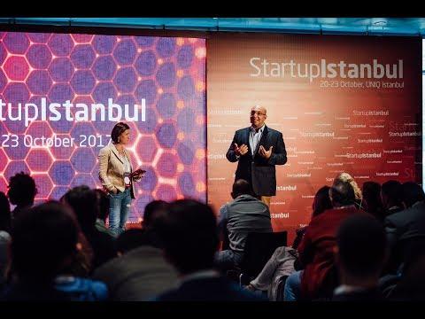 Angel Investment Workshop - Aslı Kurul Türkmen & Ömer Faruk Akarca - Startup Istanbul
