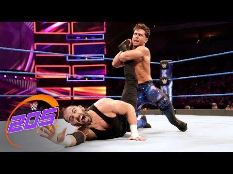 Noam Dar vs. Ariya Daivari: WWE 205 Live, May 7, 2019