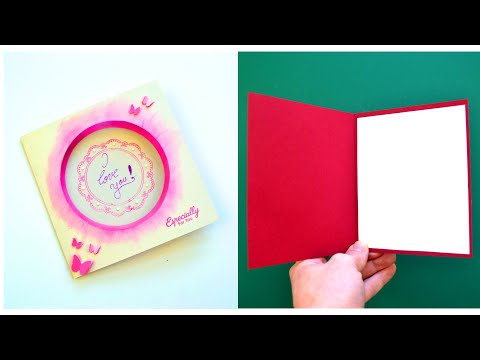 3 Love Paper Crafts | I Love You Card Ideas 2019 | Greeting Cards Latest Design Handmade