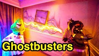 [NEW] Ghostbusters - Halloween Horror Nights 2019 (Universal Studios Hollywood, CA)