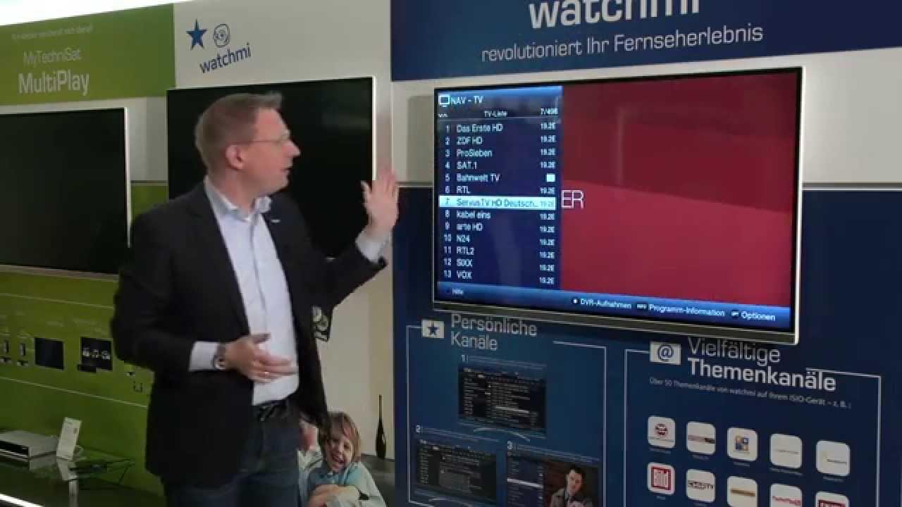 Video: watchmi – Persönliche Kanäle