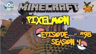 Minecraft: Pixelmon - Эпизод 98 - Выбор новой команды (Pokemon Mod)