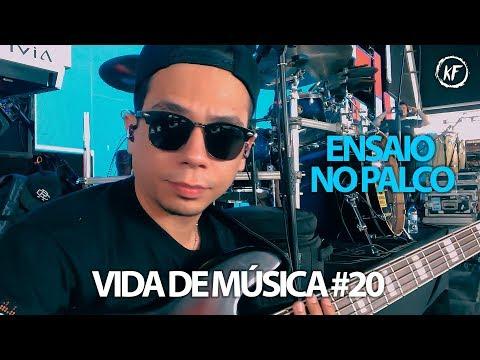 Vida de Música #20 | Ensaio no Palco | Henrique e Juliano