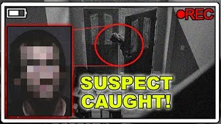 WE CAUGHT WHO BROKE INTO MY NEW HOUSE AT 2AM!
