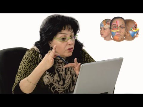 Facial Reflexology 2016 Lone Sorensen