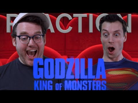 Godzilla - King of the Monsters - Official Trailer Reaction