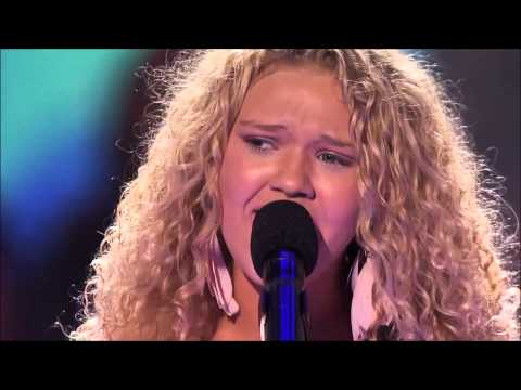 Rion Paige - I Won't Let Go (X Factor USA 2013 Four Chair Challenge)