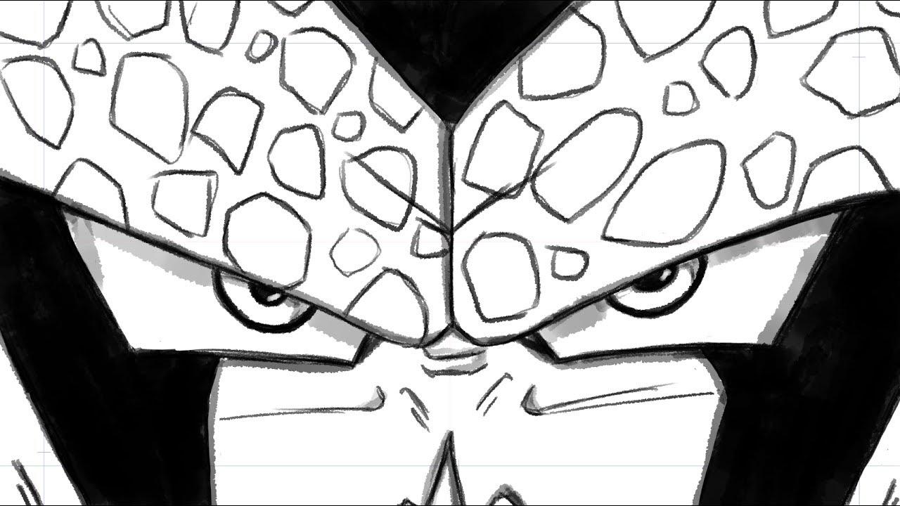 how to draw a badass dragon