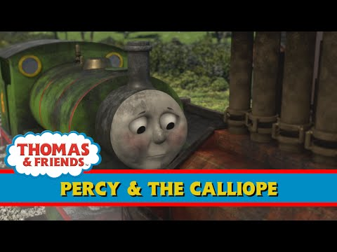 Percy & the Calliope - UK (HD) [Series 16]