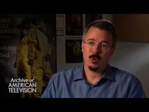 Vince Gilligan on following your passion - EMMYTVLEGENDS.ORG