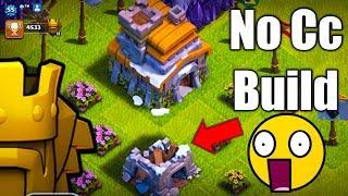 Unbelievable Th7 In Titan League With No Cc Build | Clash Of Clans