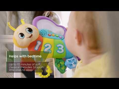 LeapFrog Butterfly Counting Friend | Demo Video