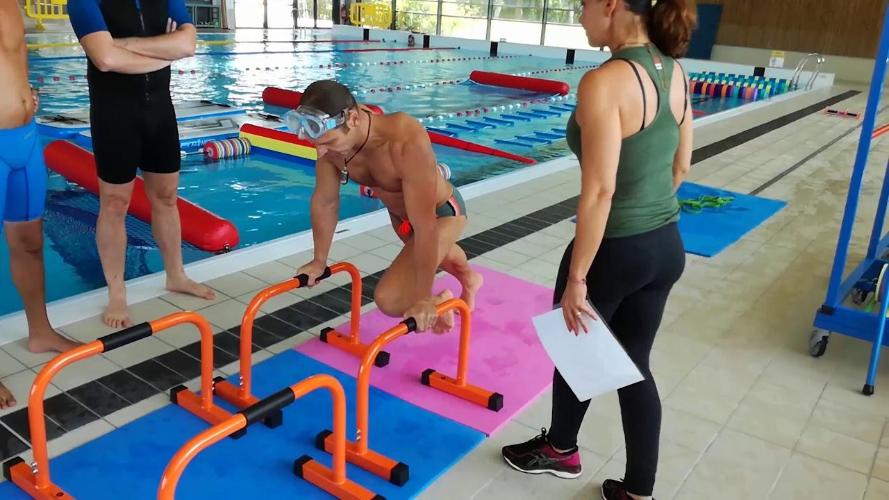Cross Training Aquatique - Les étapes pratiques - YouTube