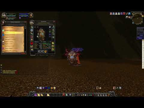 Thorium WoW Artifact System & Fighter